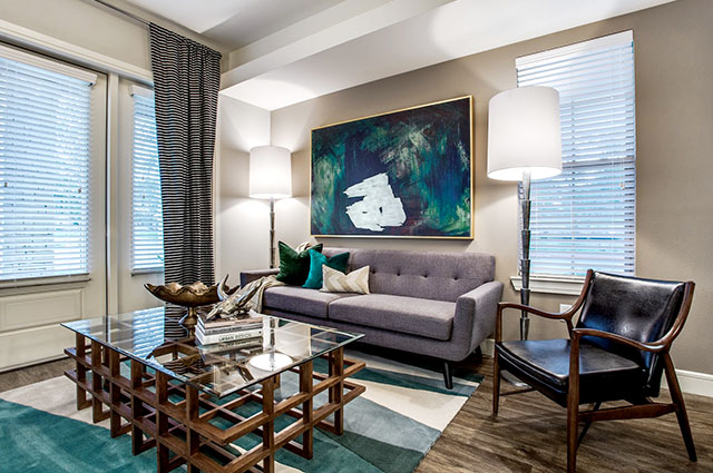 The Michael At Presidio Austin Luxury Apartments