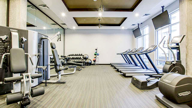 The Stella Fitness Center