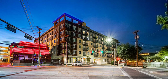 Routh Street Flats Dallas Luxury Apartments By Mk