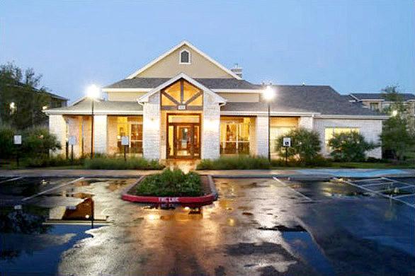 Luxury Apartments Cedar Park Tx