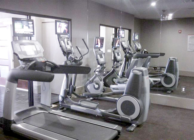 The Shelby Mid Rise Fitness Center