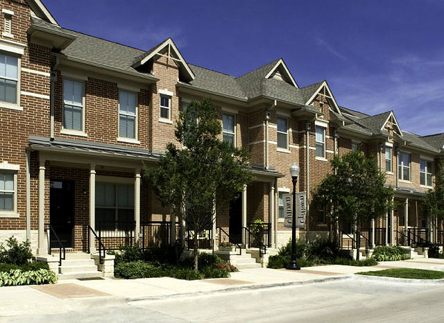 Lincoln Park At Trinity Bluff Fortworth Luxury Apartments