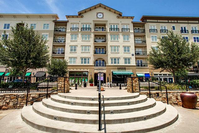 Watters Creek Allen Apartments Luxury Dallas Apartments