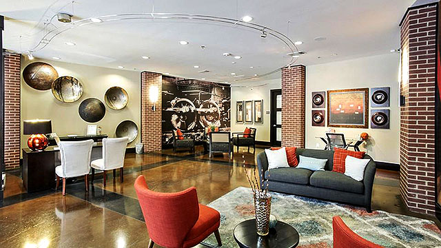 Marquis West End Luxury Dallas Apartments By Mk