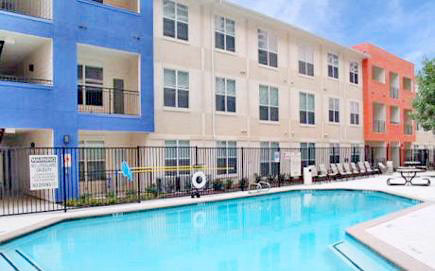 Providence mockingbird luxury dallas apartments by mk for Garden park apartments greenville tx