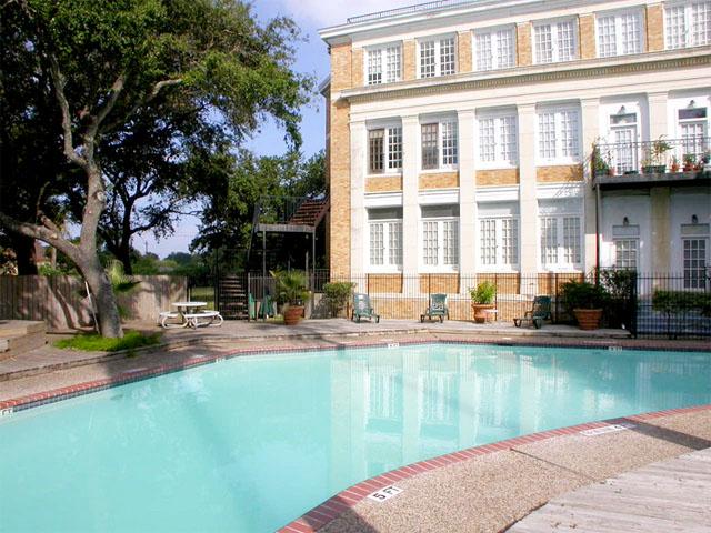 The Park At Cedar Lawn Apartments Galveston