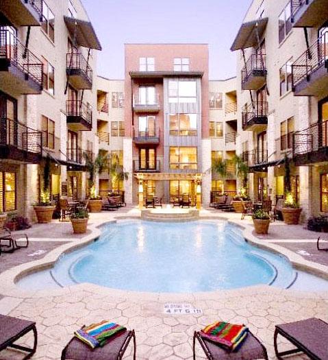 Houston Luxury Apartments By MK
