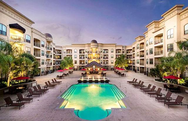 The Meritage Apartments Houston Tx
