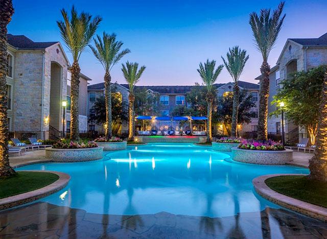 Cali Sommerall Apartment Homes Houston Tx
