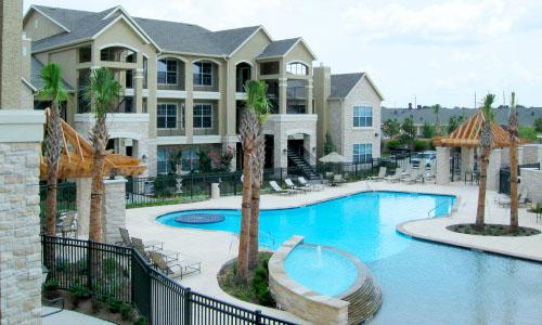 Retreat at cinco ranch katy luxury apartments by mk for The retreat luxury apartments