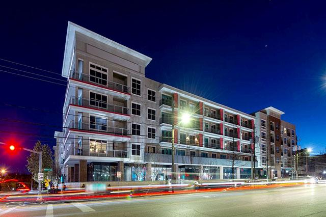 2411 Washington Apartments