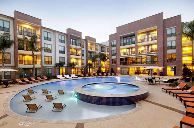 San Antigua Apartments Houston