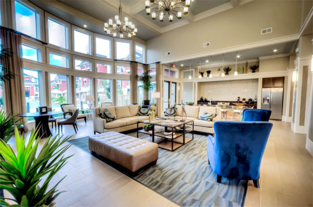 The Cape At Grand Harbor Katy Luxury Apartments By Mk