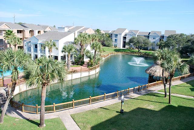 Island Bay Apartments Galveston Tx
