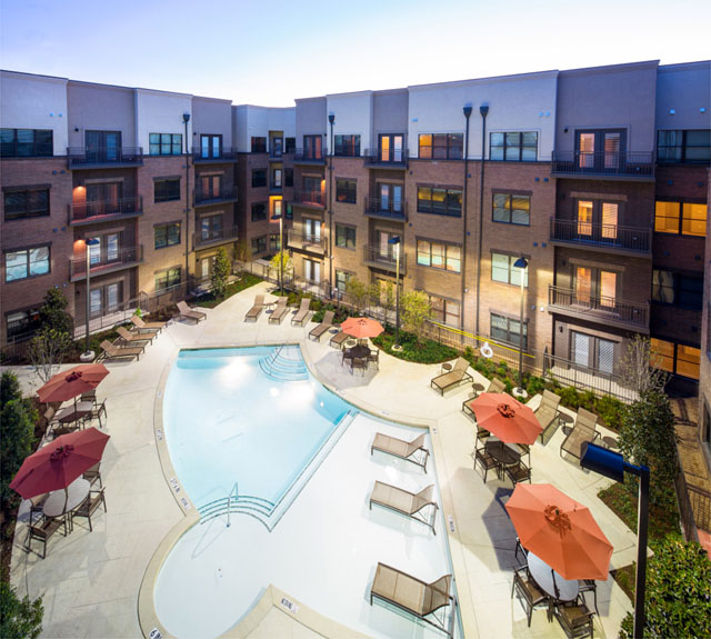 Cottonwood Ranch Apartments: Fort Worth, TX Apartments For Rent